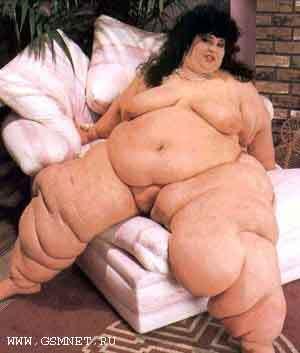 Секс с жирными и толстыми