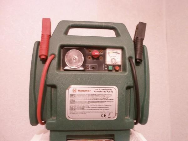 Зарядные устройства Hammer купить в Москве СПб и РФ
