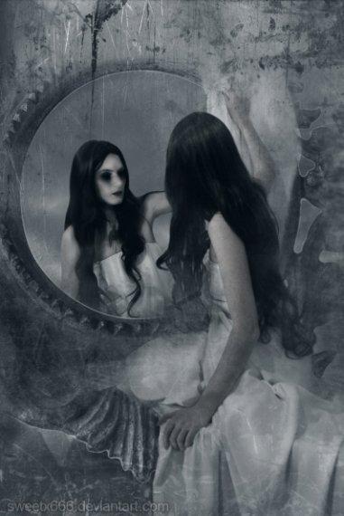 занимаемся сила ведьмы затаченная в зеркало после смерти схема