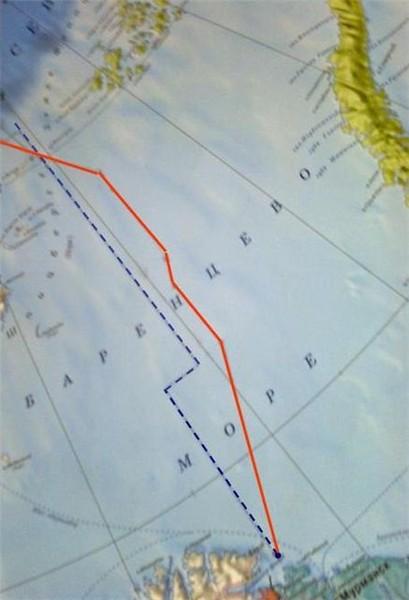 Карта новых границ
