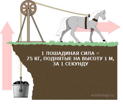 для в каких еденицах измеряют силу лошади Якутский
