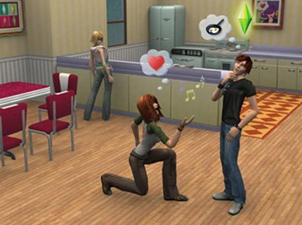 The sims online dating