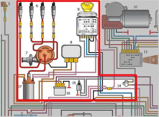 Электрооборудование ГАЗ