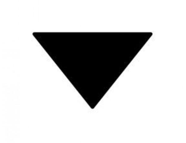 картинка перевернутого треугольника