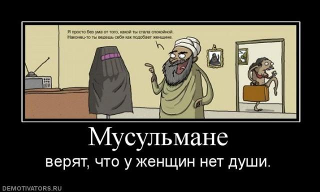 Исламские картинки с юмором
