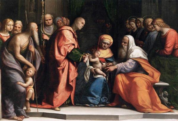 Было ли обрезание у иисуса христа
