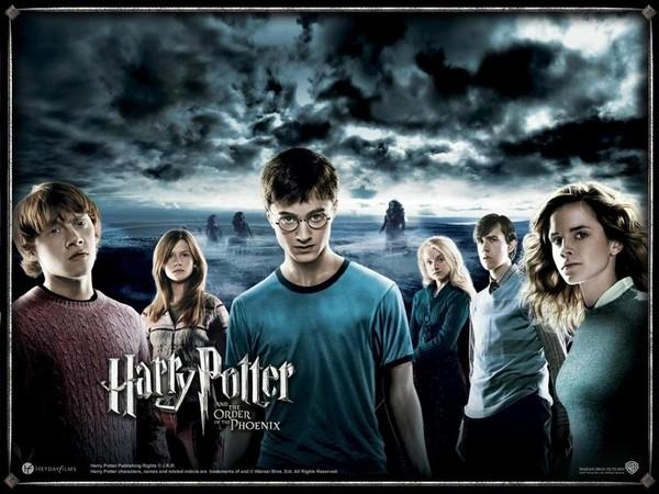 смотреть в онлайн гарри поттер и орден феникса hd
