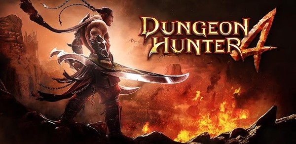 скачать игру Dungeon Hunter 4 на компьютер через торрент - фото 2