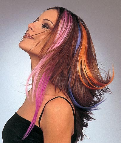 Покраска волос окрашивание волос