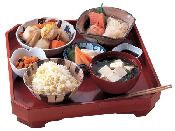 Японская диета Food and Health