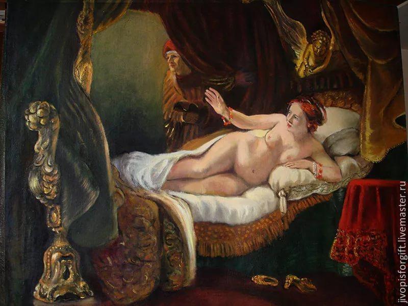знаменитое яйцо картина даная рембрандта фото узнаете нескольких интересных