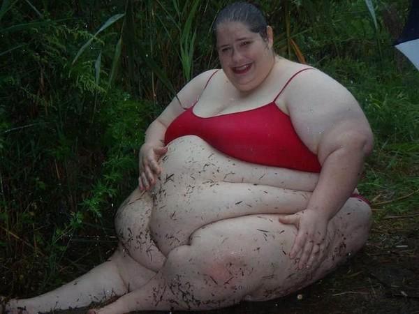 Очень толстые жирные женщины фото 316-948