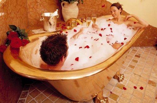 Фото в ванной девушка и парень 65765 фотография