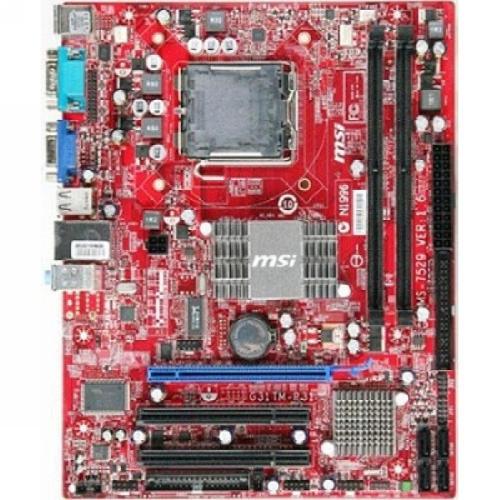Msi Ms-7529 Ver 1.6 Инструкция - фото 8