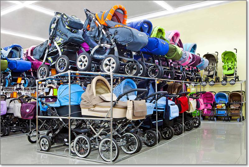 Где купить коляски в вологде