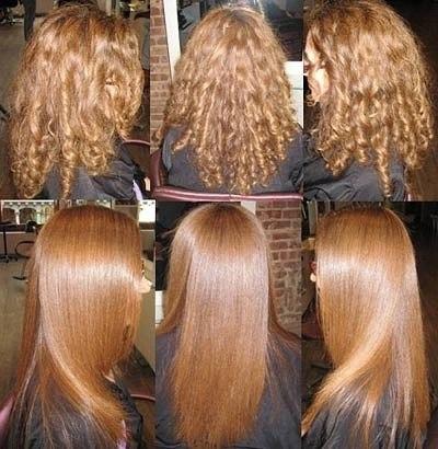 от чего путаются волосы