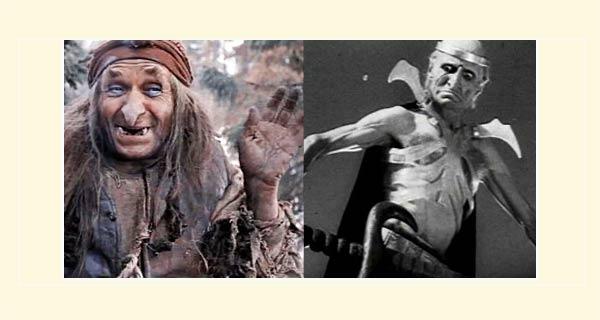 Почему баба Яга и кащей бессмертный не женились?