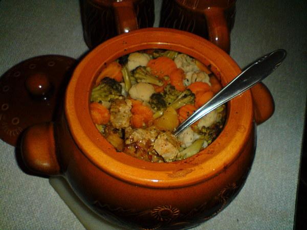 Цветная капуста брокколи стручковая фасоль рецепты приготовления