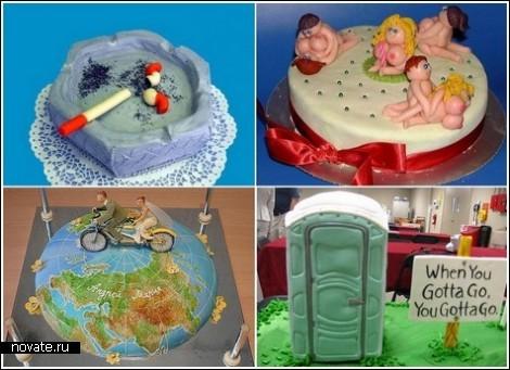 Торты на юбилей заказать торт на 30 40 50 60 лет