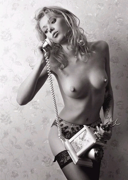 Эротические фотографии из телефонов — 13