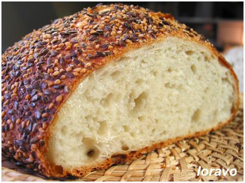 Как самому испечь хлеб