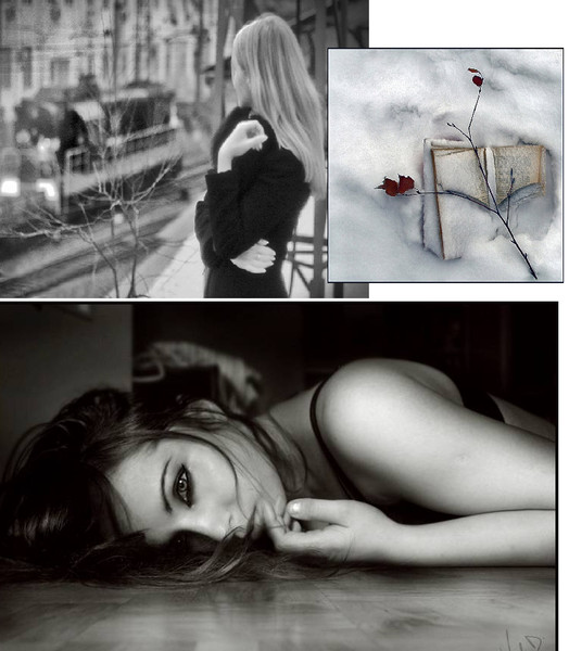 Грустные картинки после расставания с парнем