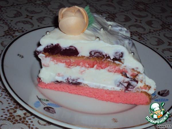 Торт из киселя рецепты фото