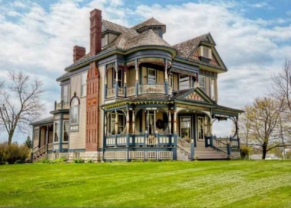 проекты старинных домов