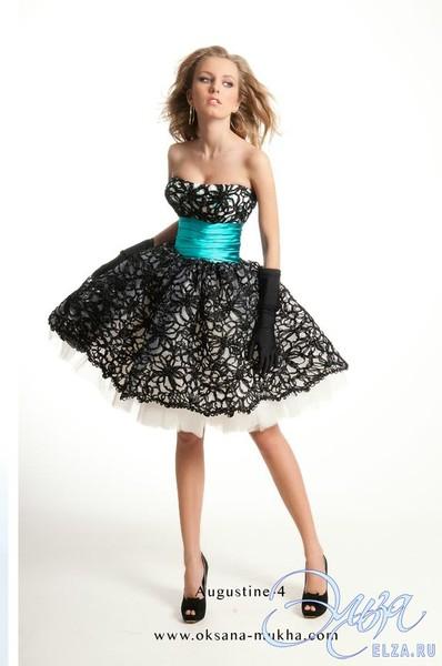 Платье для дискотеки для девочек