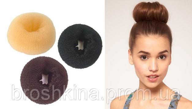 Как называется губка для волос для пучка