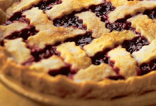 пироги с фруктовой начинкой рецепты с фото