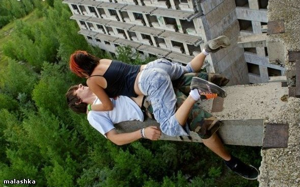 Секс на рельсах