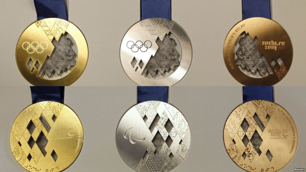 поддержите есть ли в медалях олимпиады золото литературы вопросам налогообложения