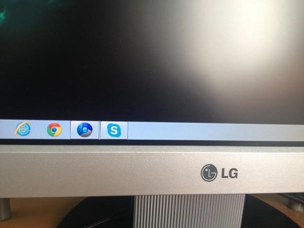 картинка в низу экрана новым