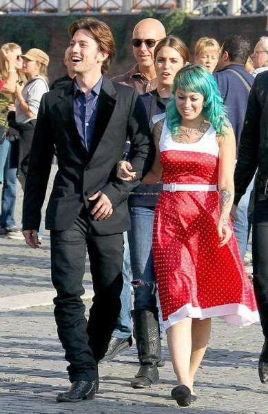 джексон рэтбоун фото с женой