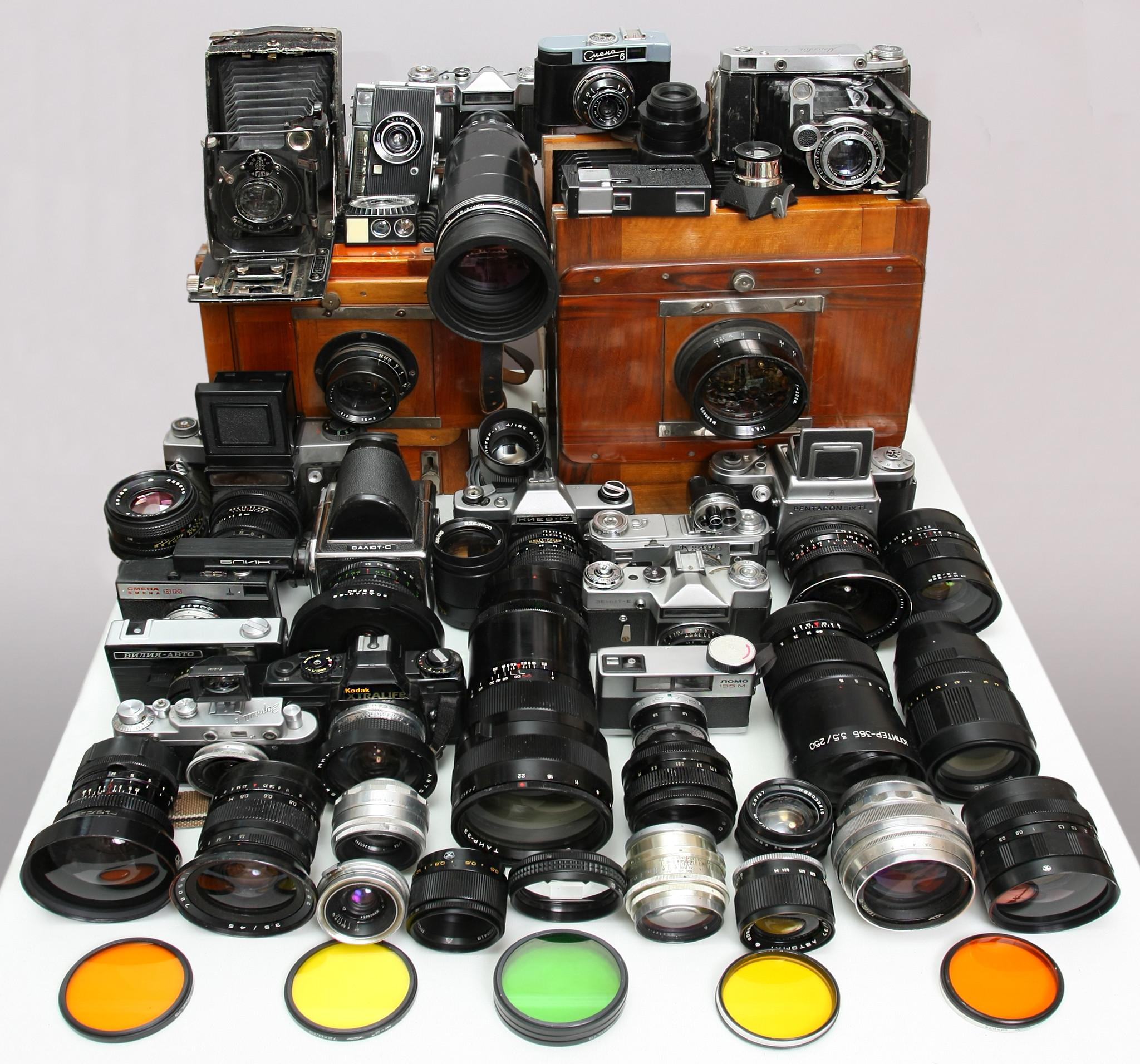 сделанная за сколько бы вы купили фотоаппарат гоморру