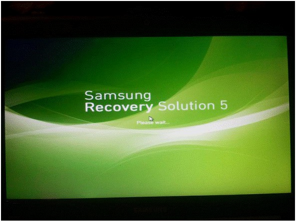Samsung recovery solutions admin tool 5