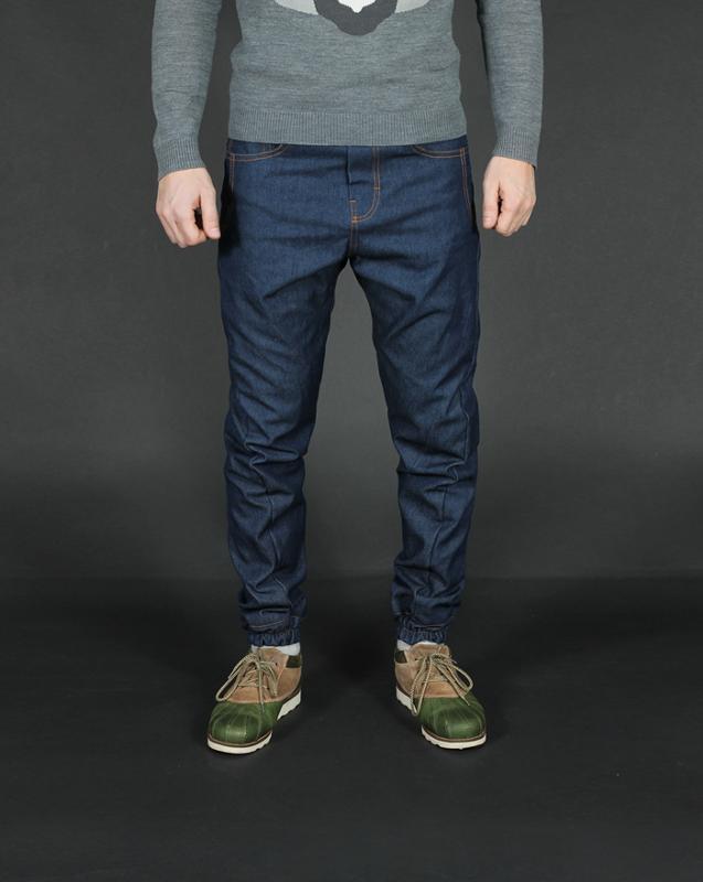 да, фото мужских джинс на манжетах вкупе такой
