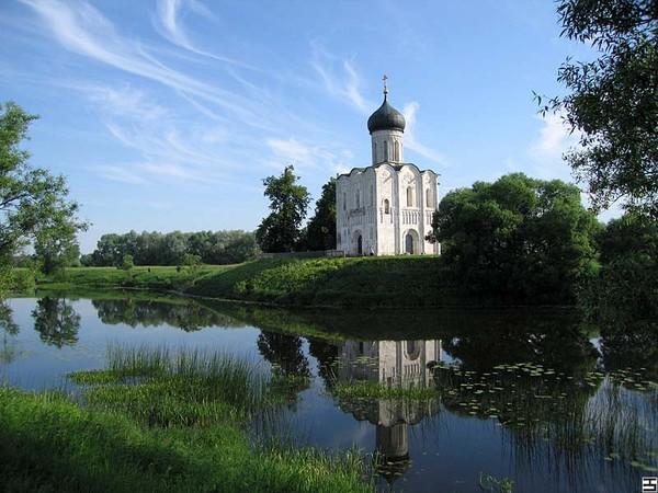 Красивые города россии недалеко от москвы