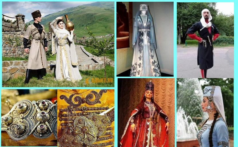 маскулинность и феминность в традиционной культуре северокавказских народов кавказа