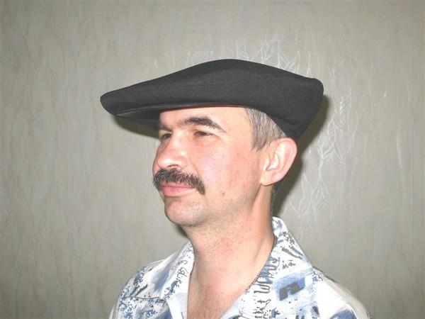 грузин в кепке фото