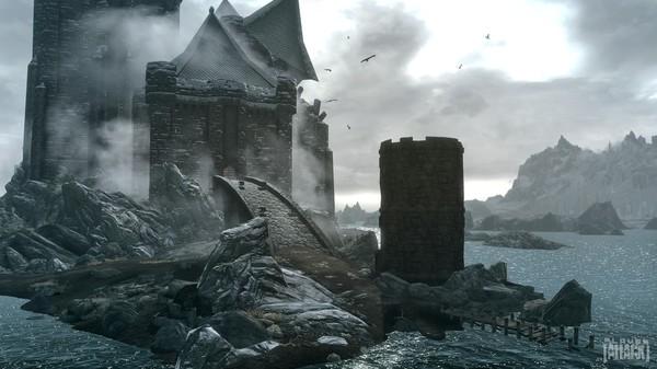 скачать мод на скайрим на замок волкихар - фото 5