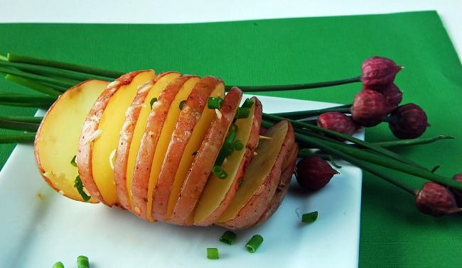 диета запеченный картофель