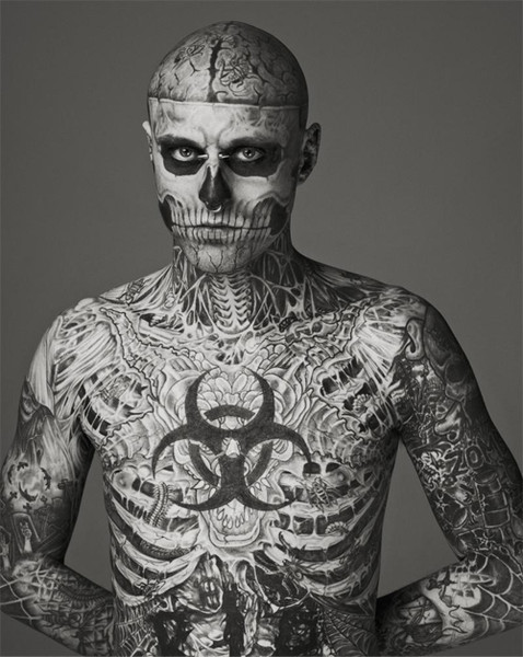 зомби фото певец