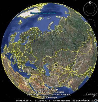 смотреть города со спутника в реальном времени - фото 6