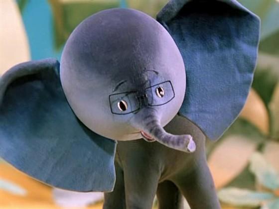 Слоненок  смотреть онлайн мультфильм бесплатно в хорошем