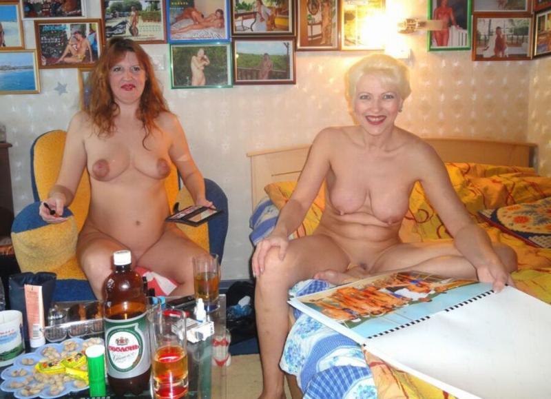русские голые пьяные бабы фото