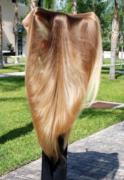 Чтобы волосы быстро выросли