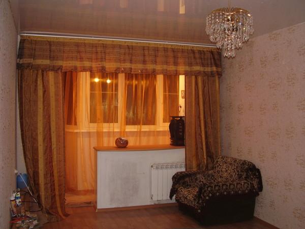 Ответы@mail.ru: хотим объединить комнату с балконом. кто-ниб.