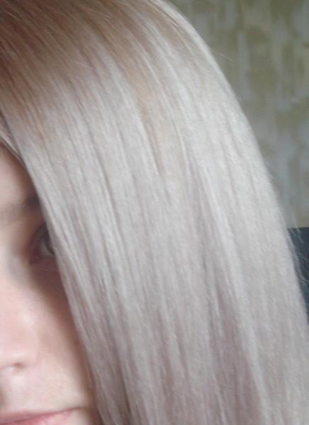 Как быстро смыть оттеночный шампунь с волос